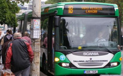 Estónia será primeiro país do mundo com transportes públicos gratuitos