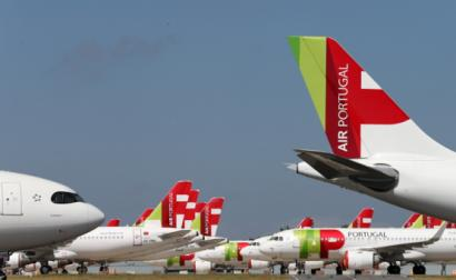 Aviões da TAP