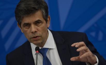 Nelson Teich: mal entrou já saiu. Foto de Marcello Casal Jr. - Agência Brasil