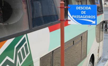 Autocarro da Mafrense. Foto de Paulete Matos.