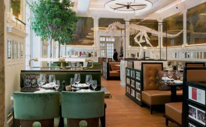 dinossauro, restaurante, grupo amorim luxury