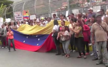 Docentes exigem melhores salários, Caracas, 21 de janeiro de 2019 – foto de aporrea.org