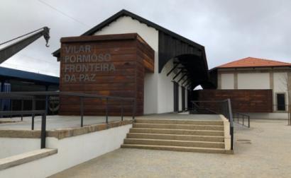 Pólo Museológico, Vilar Formoso Fronteira da Paz – Memorial aos Refugiados e ao Cônsul Aristides de Sousa Mendes (imagem exterior)