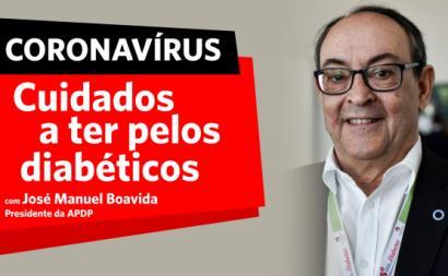 Coronavirus: Que cuidados devem ter as pessoas com diabetes?