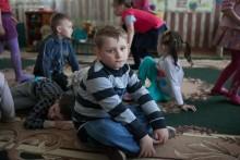 Um milhão de crianças ucranianas necessita de ajuda humanitária. Foto de UNICEF/Aleksey Filippov