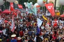 Além da greve, haverá manifestações em todo o país. Foto de Rovena Rosa, Agência Brasil