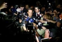 Sérgio Zveiter é do mesmo partido de Temer mas fez relatório contra ele. Foto de Rodrigues-Pozzebom/Agência Brasil