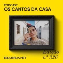 Cristina Branco em Os Cantos da Casa