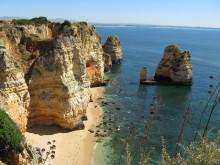 Praia algarvia