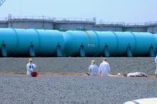 Quase todos os barris de combustível do Reator 3 derreteram em consequência dos terremotos e tsunami. Créditos da foto: Greg Webb/IAEA