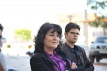 Ana Cristina Ribeiro, foto de Paulete Matos.