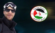 O jornalista catalão, Bernard Millet. Foto do site A voz do Sahara