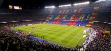 Camp Nou - estádio do Barcelona