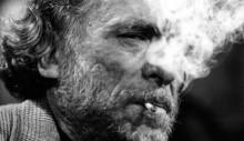 """Para Bukowski, a liberdade foi também um """"vício"""". Foto de BeatConf29 liberdade é uma marca presente em toda a sua obra. Foto de BeatConf29"""