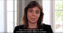 Catarina Martins, the Left Bloc's national chairwoman.