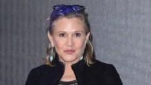 """Carrie Fisher foi critica do chamado """"star system"""" de Hollywood e de uma visão masculina do cinema. Foto do Observatório do Cinema"""