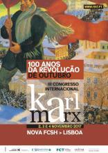 III Congresso Internacional Karl Marx é dedicado ao centenário da Revolução Russa