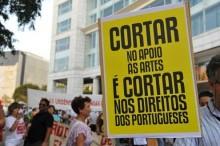Cortar nos apoios às artes é cortar nos direitos dos portugueses