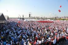 Marcha pela Justiça em Istambul