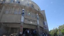 Escola Secundária José Falcão. Foto Diário das Beiras