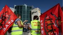 Vigilantes da segurança privada fazem greve nacional de 48 horas, em defesa do contrato coletivo de trabalho e por melhores salários e condições de trabalho