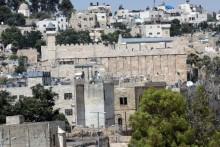 Cidade de Hebron eleita Património da Humanidade pela Unesco. Foto de Abed Al Hashlamoun EPA/LUSA