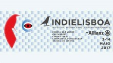 Cartaz do IndieLisboa 2017