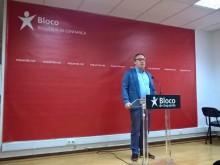 João Teixeira Lopes é o cabeça de lista do Bloco de Esquerda à Câmara do Porto - foto de esquerda.net