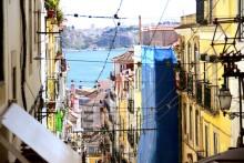 """""""Quem precisa de arrendar casa está completamente vulnerável"""", diz o secretário-geral da Associação de Inquilinos Lisbonenses. Foto Meridianos"""