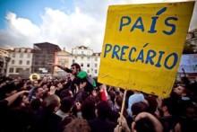 Precariedade no Estado, testemunho de Jorge Paiva - Foto precarios.net