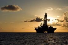 A PALP pretende que o Governo cancele todos os contratos de concessão e exploração de petróleo. Foto Robert Seale/Maersk Drilling/Flickr