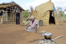 Fome e Seca, foto de António Silva - Lusa