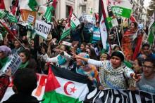 A Justiça é mais um instrumento utilizado por Marrocos para manter o domínio sobre o Sahara Ocidental. Foto Cristina López Iscoa