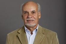 O candidato do Bloco de Esquerda, Luís Cordeiro. Foto Diário do Distrito