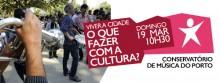 Conferência sobre políticas municipais de cultura
