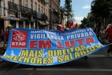 Os trabalhadores rejeitam a atitude de desprezo revelada pelo patronato