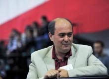 Roberto Almada salienta o empenho dos dirigentes nacionais para o financiamento do hospital. Foto de Paulete Matos.
