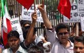 Protesto contra Modi em 2014. Foto de welfareparty photos/Flickr.