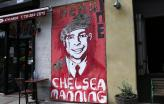 Mural a Chelsea Manning. Foto de Timothy Krause/Flickr.