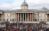 Extinction Rebellion desafia proibição de manifestação em Londres