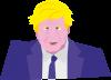 Boris Johnson. Ilustração: Succo/Pixabay.