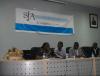 Fotografia: Facebook do Sindicato de Jornalistas Angolanos, 2012