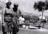 Karole e Ernst Bloch em Korčula. Foto do arquivo da Praxis.