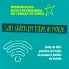"""O confinamento causado pela pandemia da covid-10 adensou desigualdades e o acesso universal e gratuito à internet é agora uma """"urgência social"""", defende o vereador dos Direitos Sociais e Educação da Câmara Municipal de Lisboa."""