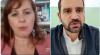 Foto da sessão com José Gusmão e Ana Miranda.
