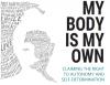 """Ilustração do relatório da ONU """"O meu corpo pertence-me""""."""