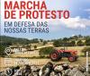Cartaz da Marcha de Protesto em defesa de Montalegre. Foto do Facebook.