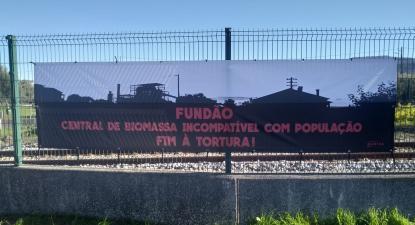"""Bloco considera """"inaceitável"""" o contínuo incumprimento da Central de Biomassa do Fundão"""