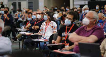 Convenção do Bloco em Matosinhos.