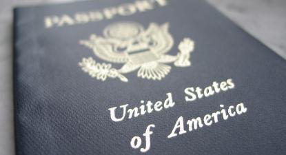 Passaporte norte-americano. Foto de clappstar/Flickr.